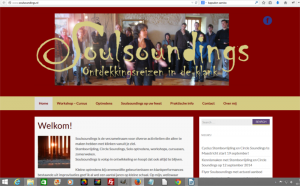 www.soulsoundings.nl